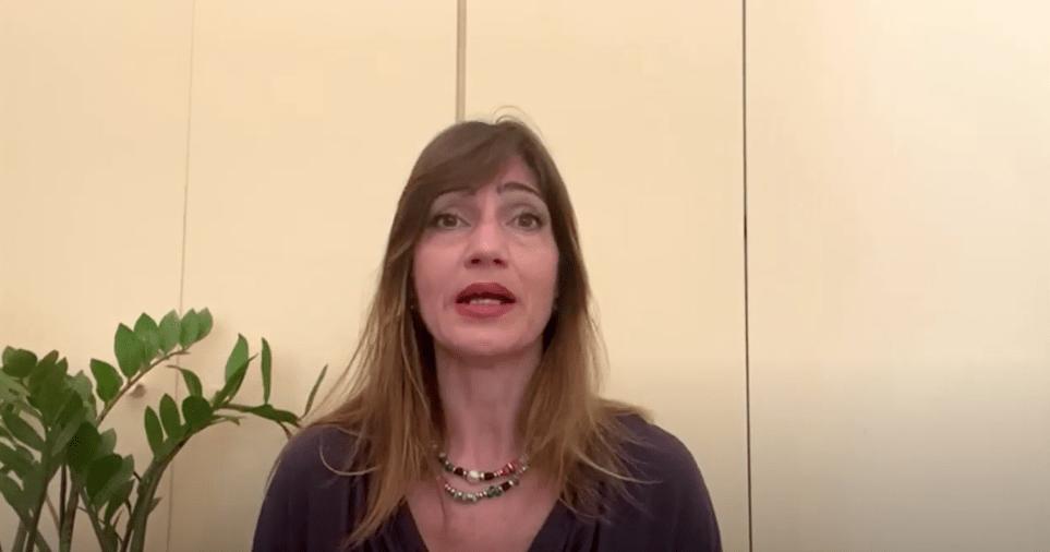 Stefania Fortini, Vicedirettore del Polo Nazionale Ipovisione e Riabilitazione visiva