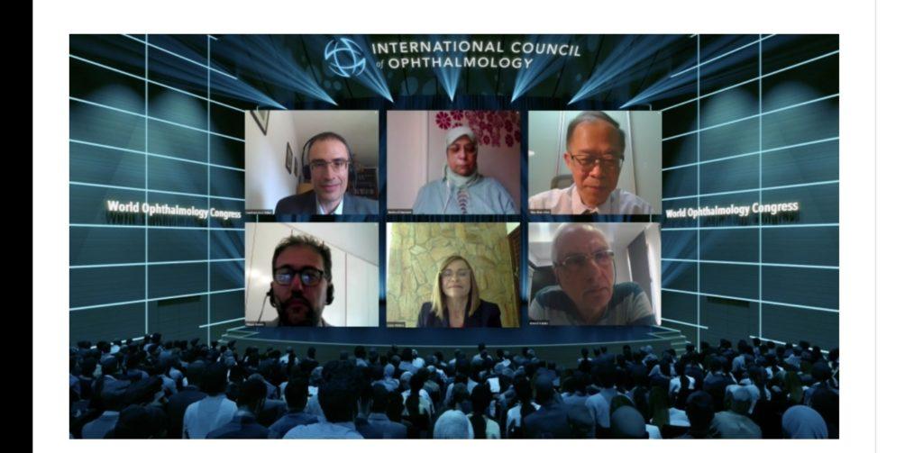 Congresso Mondiale di OftalmologiaCongresso Mondiale di Oftalmologia