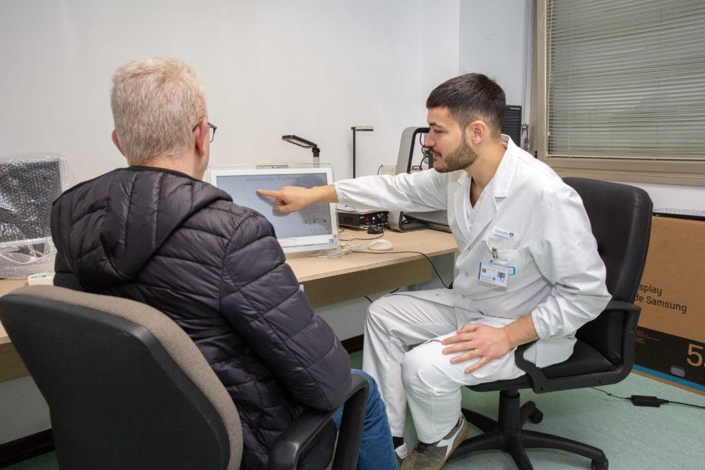 La riabilitazione visiva nelle eredodegenerazioni retiniche